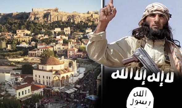 Το Ισλαμικό Κράτος θα χτυπήσει την Αθήνα εάν καθυστερήσουν τα σχέδια για το τζαμί!