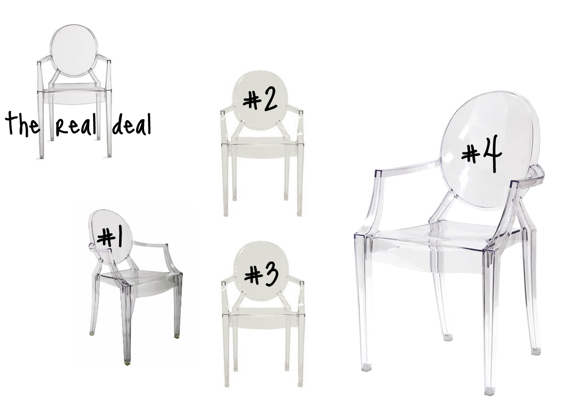 laurendy: Knock It Off: The Ghost Chair