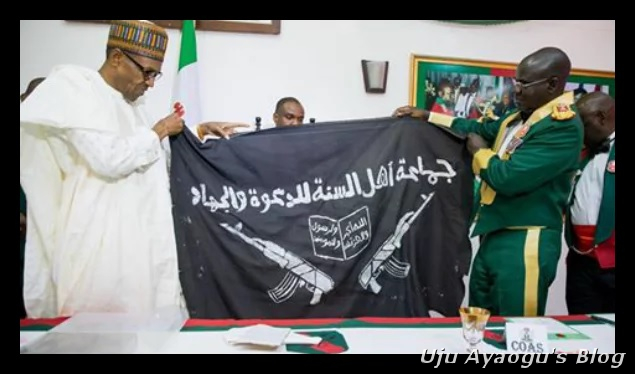 Buhari gives new marching order to Army against Niger Delta, Biafra and other agitators