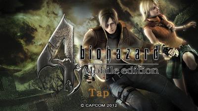 Resident Evil 4 (BIOHAZARD 4) With Original Apk ,Unlimited Mod Apk + Data