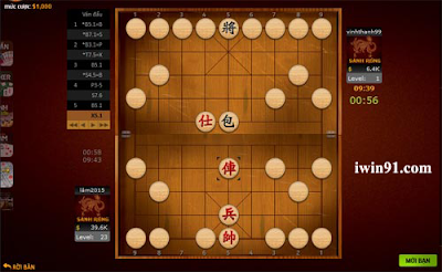 huong dan choi co up trong game iwin