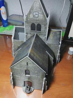 [Análisis] Sainte-Mère-Église de Plastcraftgames