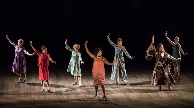 Follies, National Theatre (photo Johan Persson)