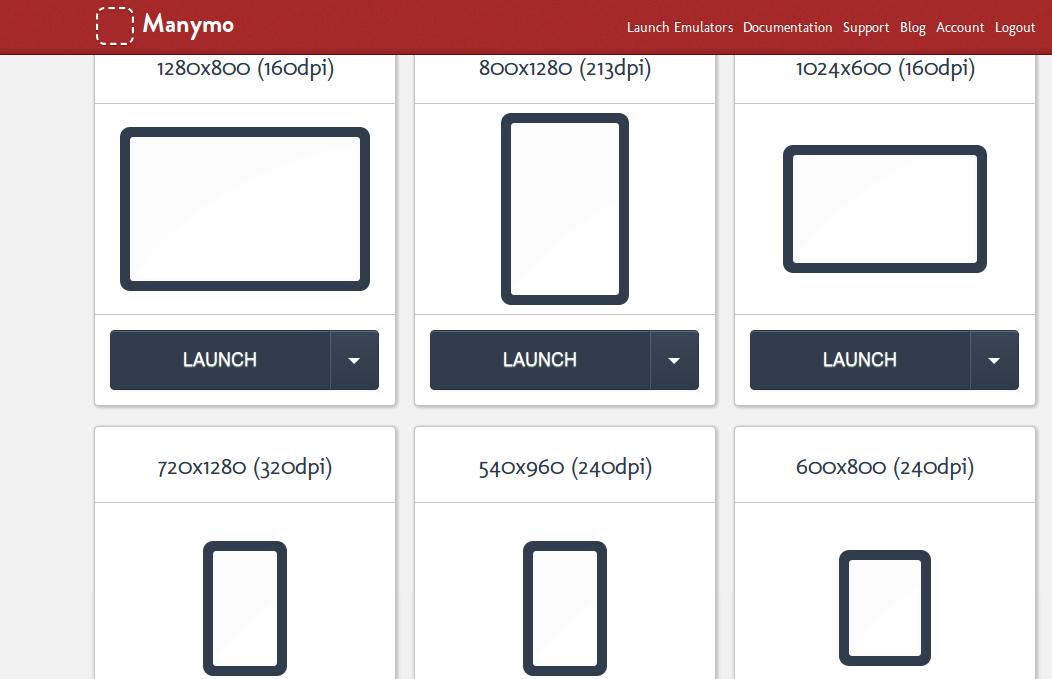emulador de android online no navegador