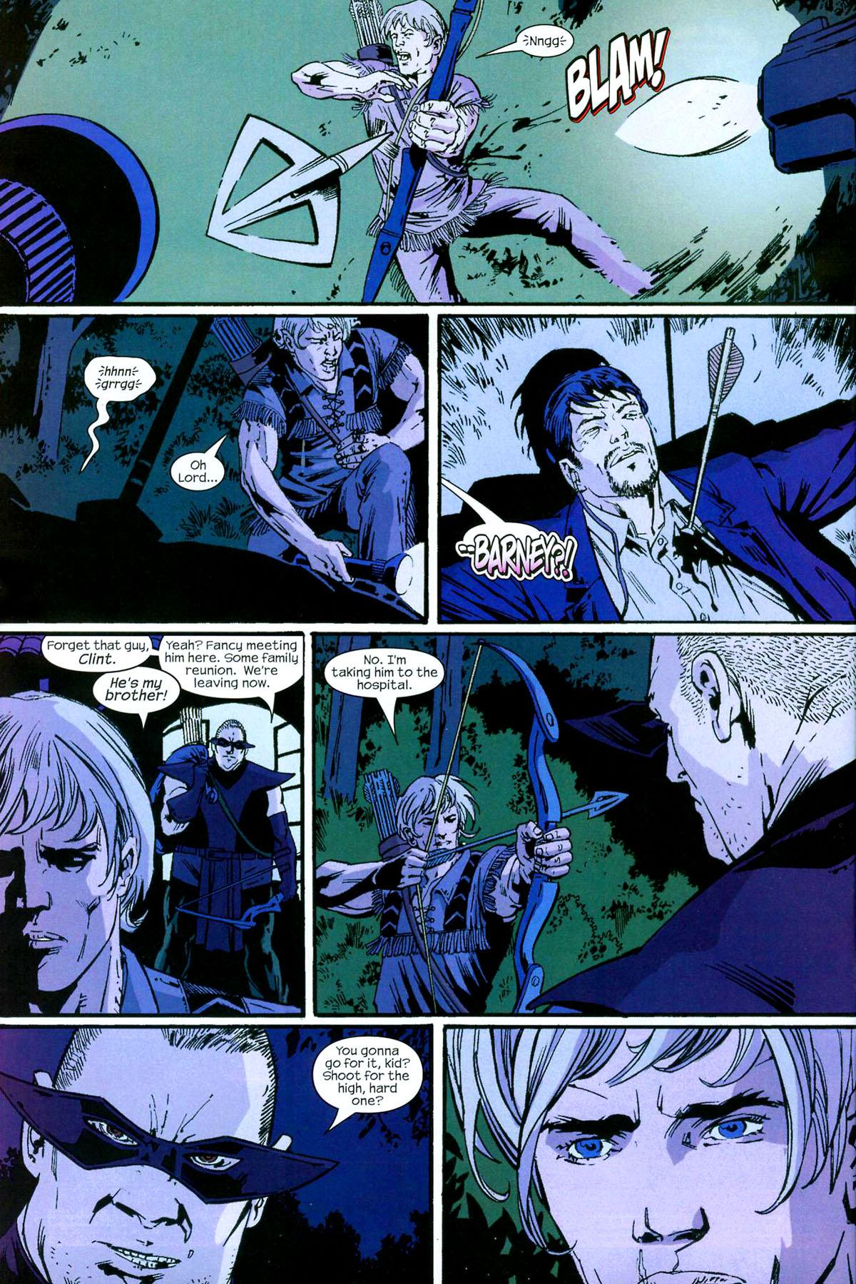 Hawkeye (2003) Issue #5 #5 - English 3