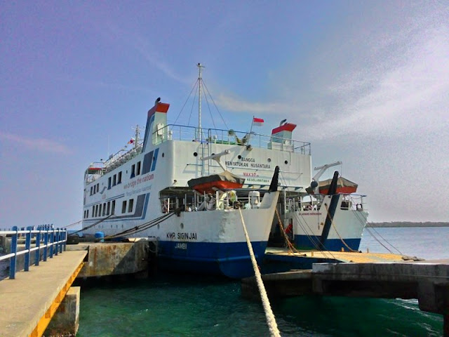 Ferry Siginjay Karimunjawa - Jepara