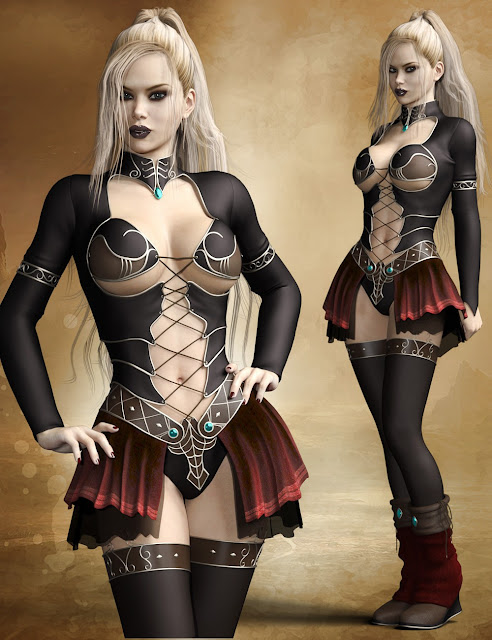 Guardian for Genesis 3 Female