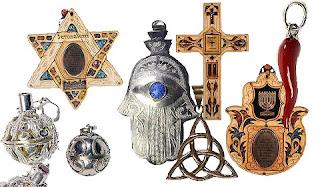 Ritual para Liberarse de la Mala Suerte con Amuletos