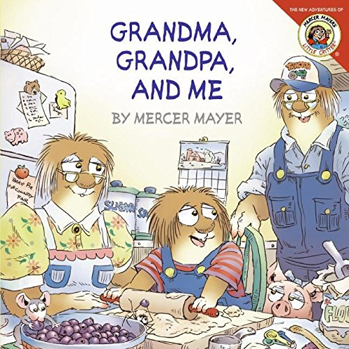Literary Hoots Storytime Grandparents