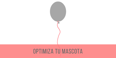 optimiza tu mascota
