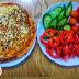 חוגגים שבועות ללא גלוטן - פיצה מרגריטה עשירה
