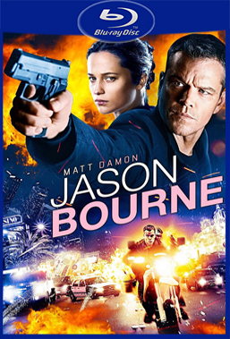 Jason Bourne (2016) BluRay Rip 720p/1080p Torrent Dublado