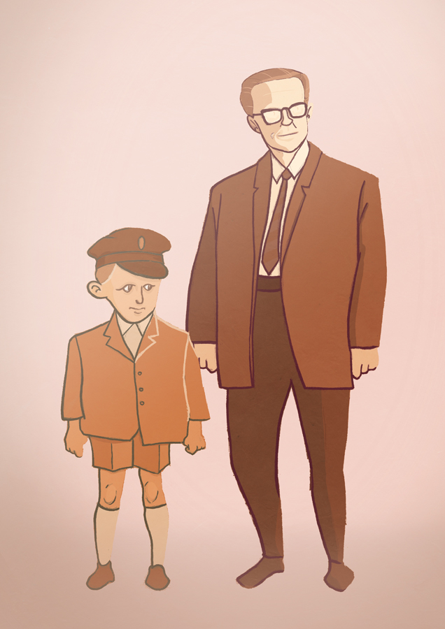 421cfa4740d Toimus väike ajastute segamine - kui tõega näpuga järge ajada, siis peaks  noorsandist isa kõrval olema noorem vanaisa ja ...