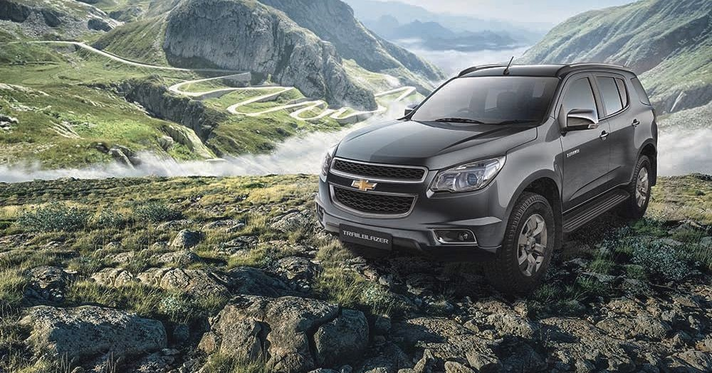 Chevrolet Philippines Launches YOU Trailblazers Campaign ...