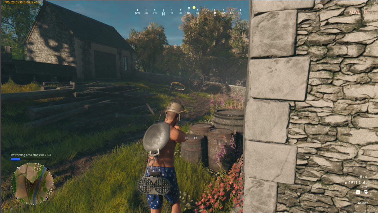 Cuisine Royale Install Cuisine Royale Gameplay Test Game Battleroyale Dengan