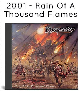 2001 - Rain Of A Thousand Flames