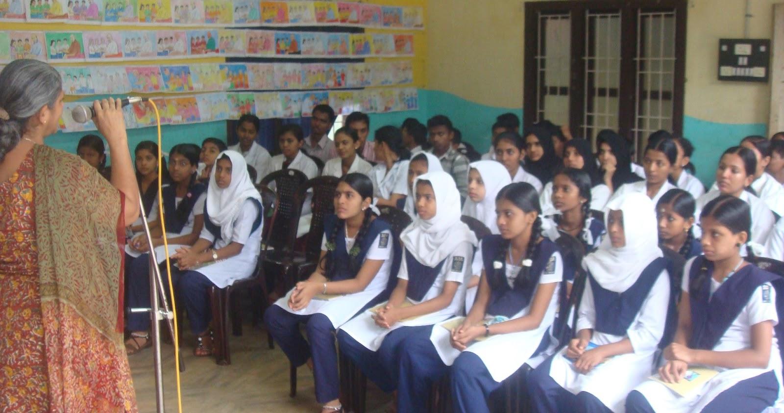 Govt Middle School Avaroth Mahe Denta Care Dental Hygiene Awareness Camp Amp Screening Session