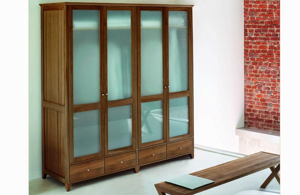 m bel ausstellungsst cke in m nchen bei der shogazi schlafkultur massivholz kleiderschrank. Black Bedroom Furniture Sets. Home Design Ideas