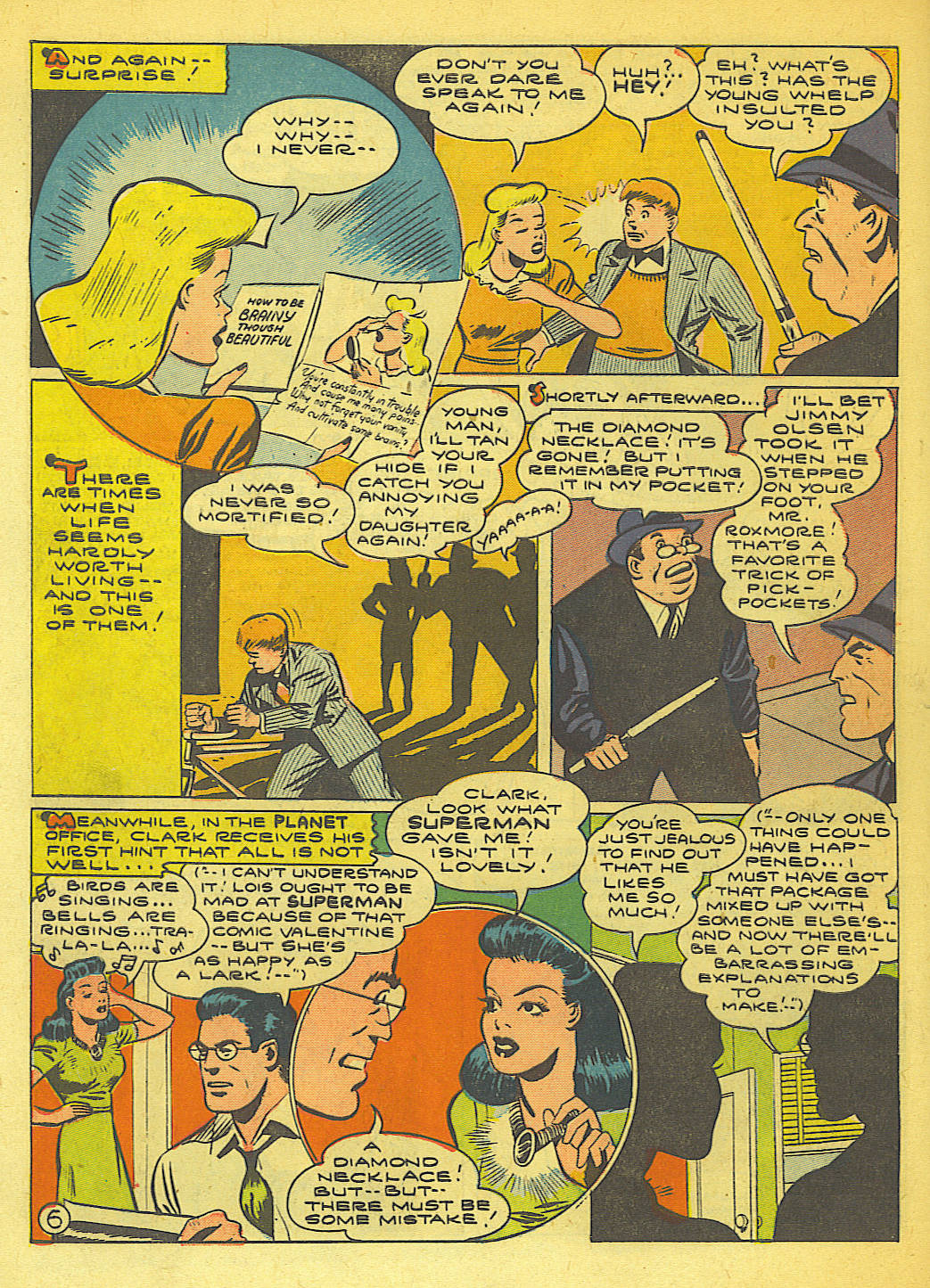 Read online Action Comics (1938) comic -  Issue #71 - 8