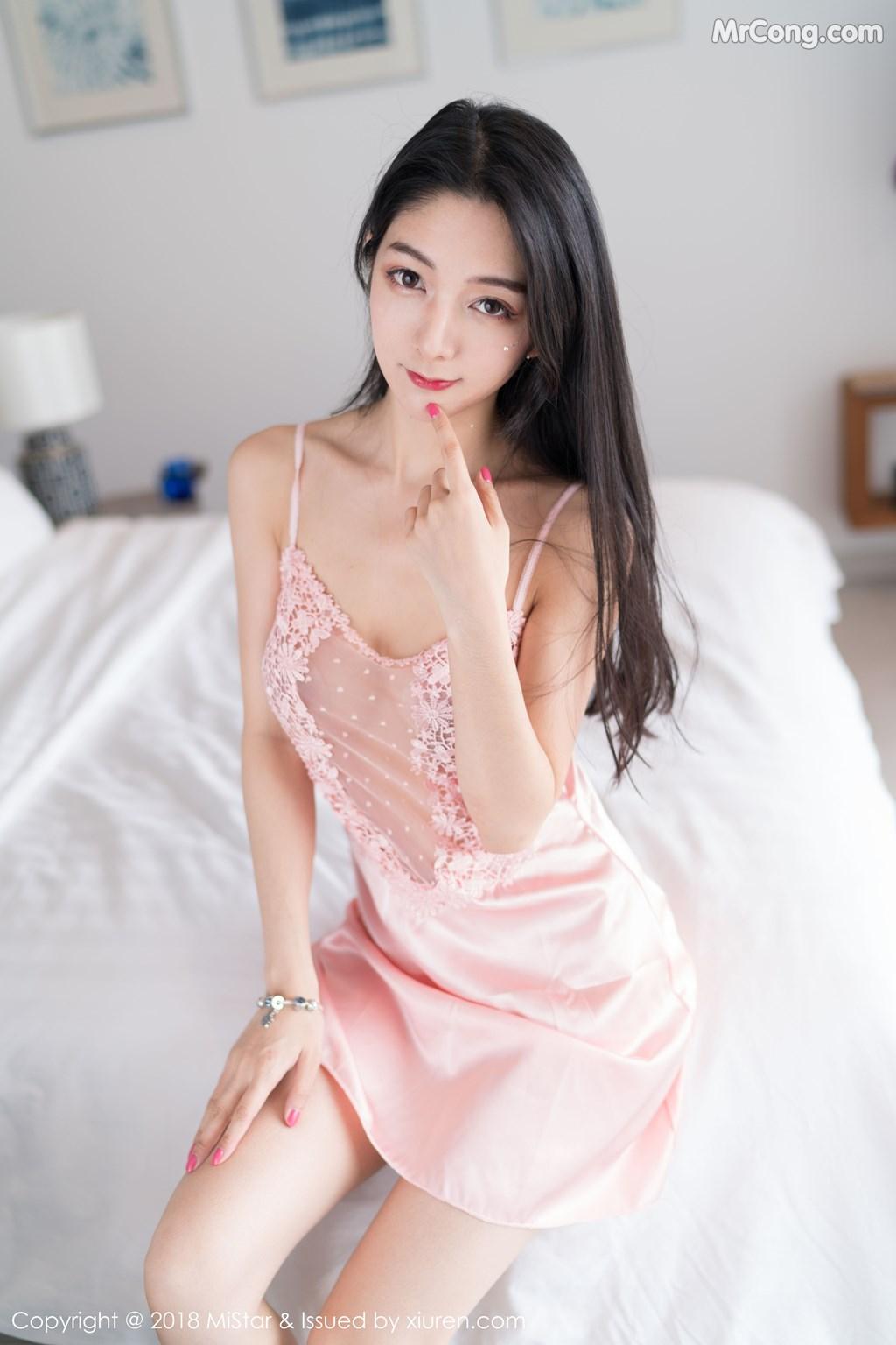 Image MiStar-Vol.238-Xiao-Reba-Angela-MrCong.com-002 in post MiStar Vol.238: Người mẫu Xiao Reba (Angela小热巴) (41 ảnh)
