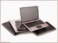 Разные поколения ноутбуков