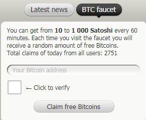 Cara Dapatkan Bitcoin Gratis Hingga 1000 Satoshi Setiap Jam