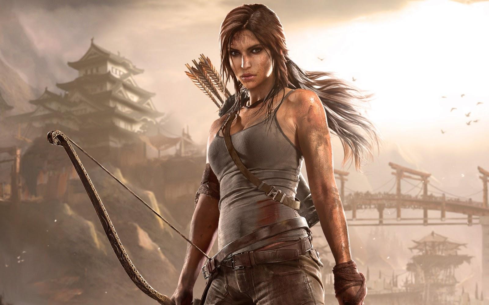 Feeling Fuzzier A Film Blog Casting Call Lara Croft Tomb