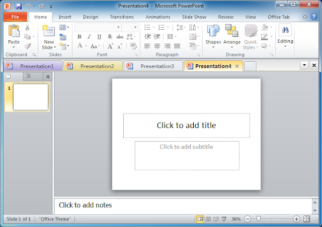 Office Tab 12 -  Tab Tiện ích  tuyệt vời cho Excel Word Powerpoint (best new)