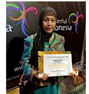 memperoleh peringkat 3 terbaik di 2 kategori dalam ajang kompetisi pariwisata halal nasional 2016 yang diselenggarakan oleh Kementerian Pariwisata sebagai :  1. Biro Perjalanan Wisata Halal Terbaik  2. Website Travel Ramah Wisatawan Muslim Terbaik