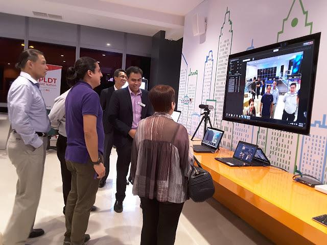 PLDT Innolab in Makati CBD