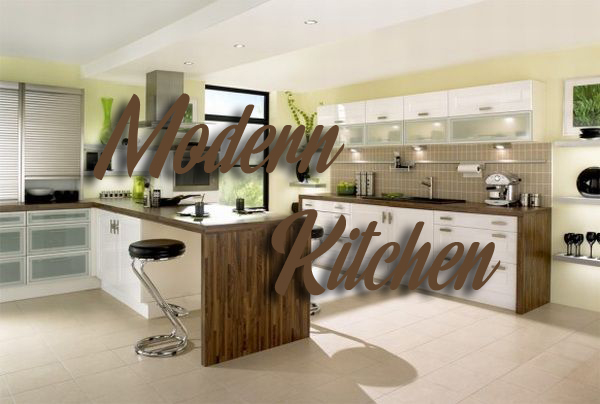 Modern Kitchen Can Save You Time
