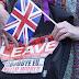 Cinco países estarán contemplando el divorcio de la UE