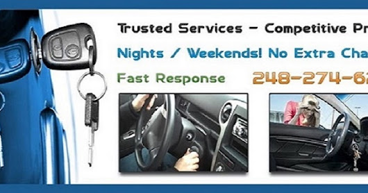 Car Locksmith Birmingham