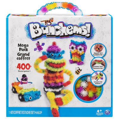 TOYS : JUGUETES - Bunchems - Mega pack  Bizak 2016 | A partir de 4 años  Comprar en Amazon España