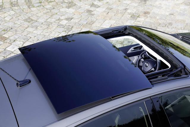 VW Polo 2018 com teto solar