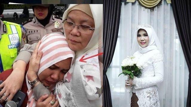 Calon Suami Jadi Korban Lion Air JT 610, Ini Alasan Haru Intan Tetap Pakai Gaun Pengantin