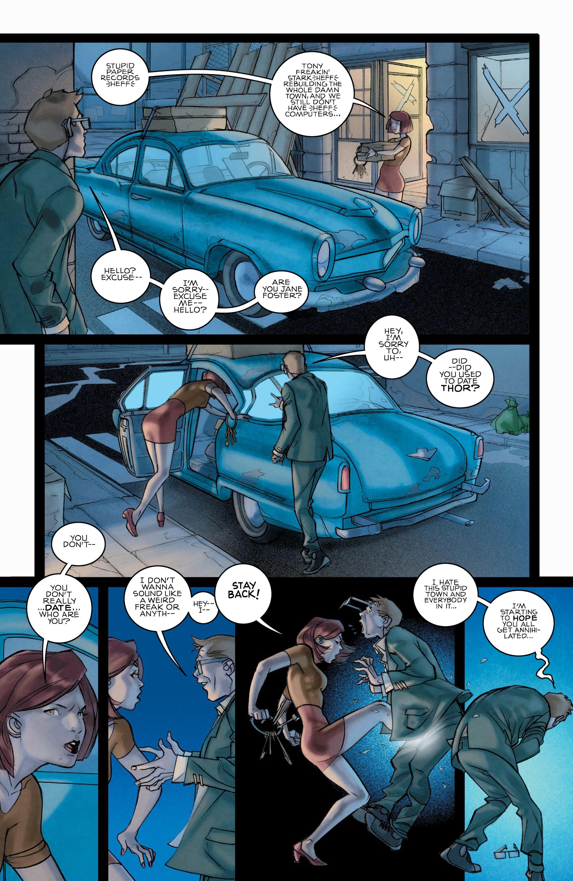 Thor (2007) Issue #617 #30 - English 9