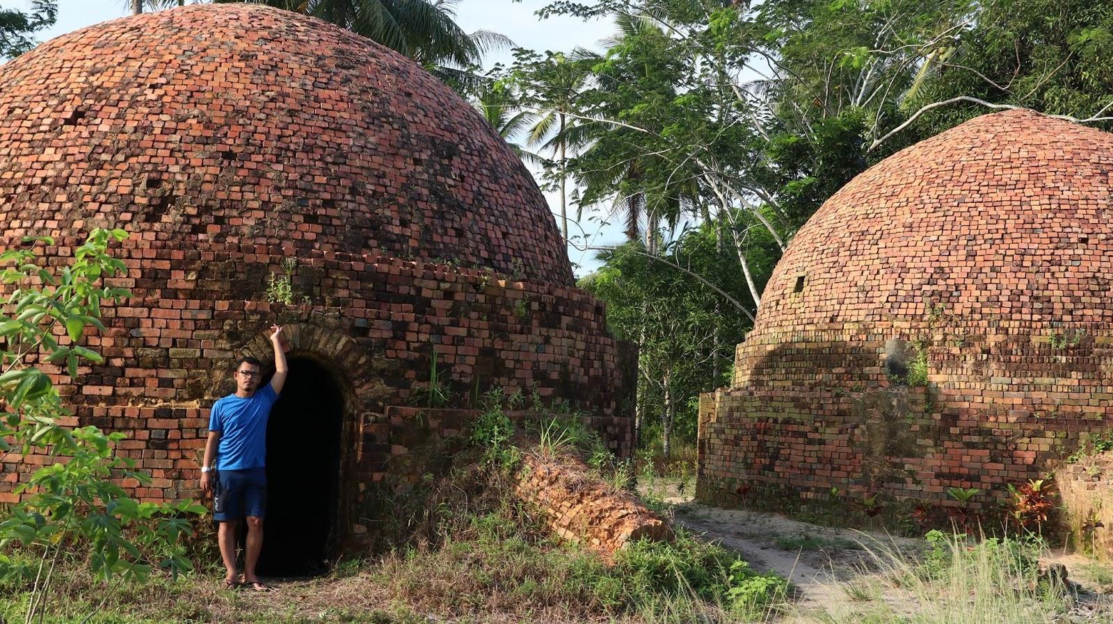 Bintan-Breathtaking Journey III: Rumah Arang, Bukit Pasir Busung dan Bintan Treasure Bay