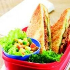 Sandwich Daging Sapi