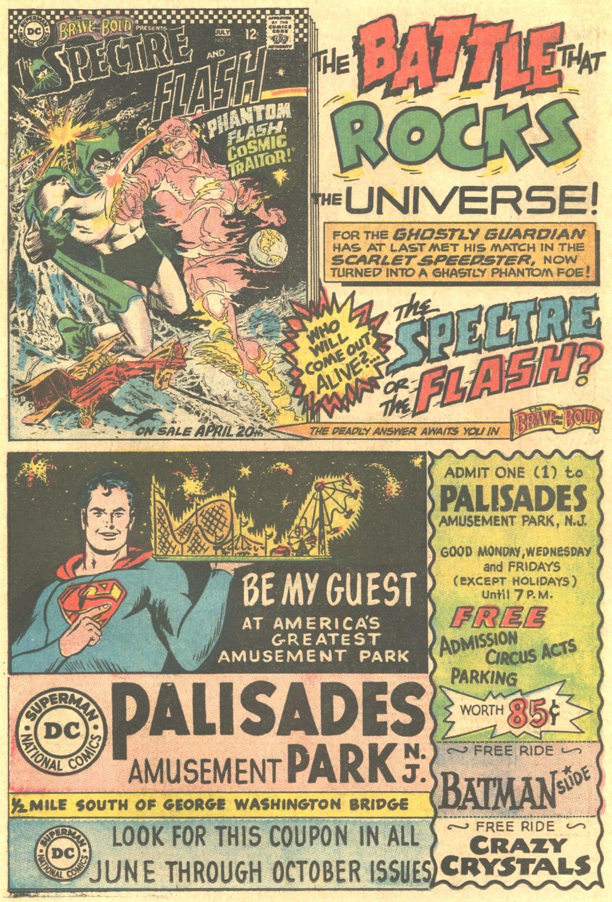 Read online World's Finest Comics comic -  Issue #167 - 19