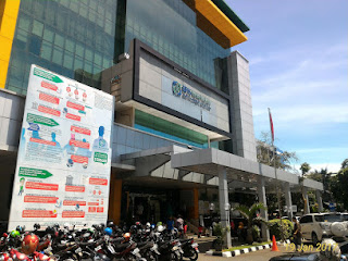 Ilustrasi kantor BPJS Jakarta Selatan, Pancoran