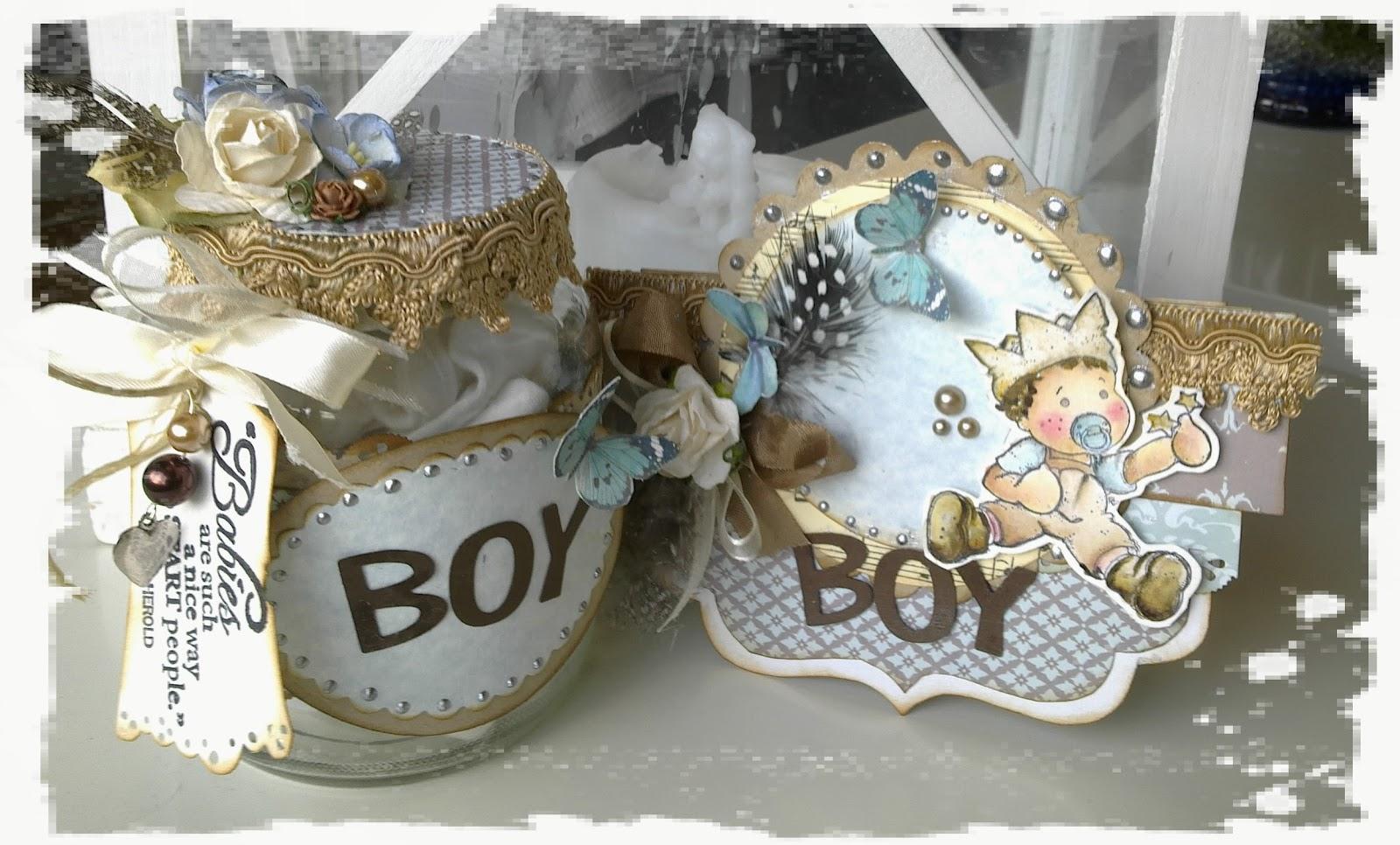 Krea Teja Inspiratie Baby Cadeautje