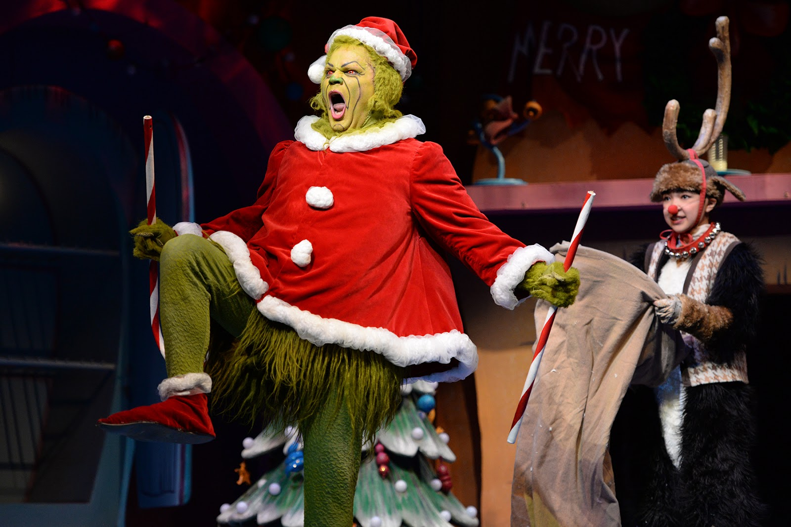 How The Grinch Stole Christmas Whos.Compendium How The Grinch Stole Christmas Steals The Show