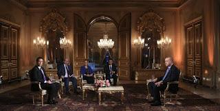 """Ποια είναι η ερμηνεία του """"ειρηνικού ξεσπάσματος"""" του Ερντογάν;"""