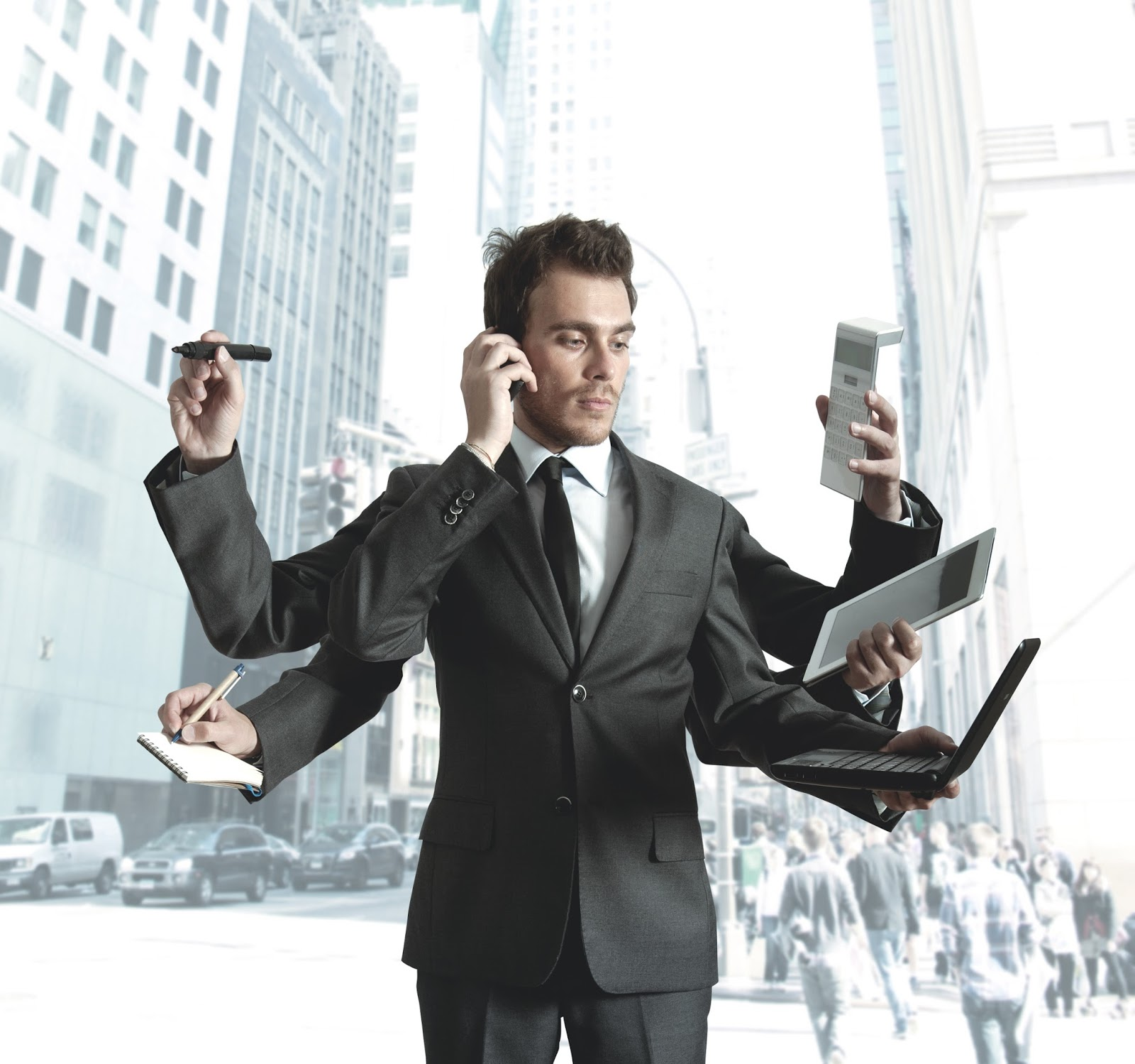 Business And Busyness