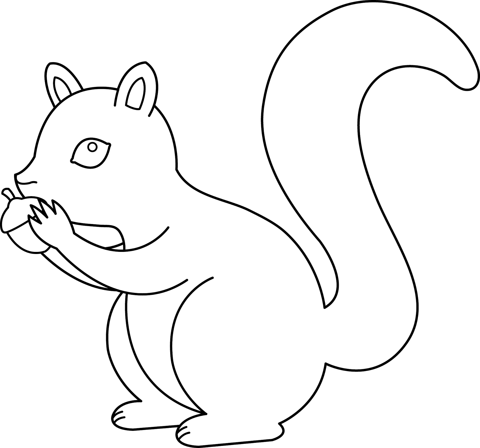 61+ Gambar Animasi Hewan Tupai Terbaru