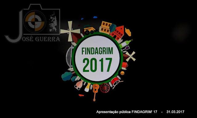 Cartaz oficial da FINDAGRIM 2017