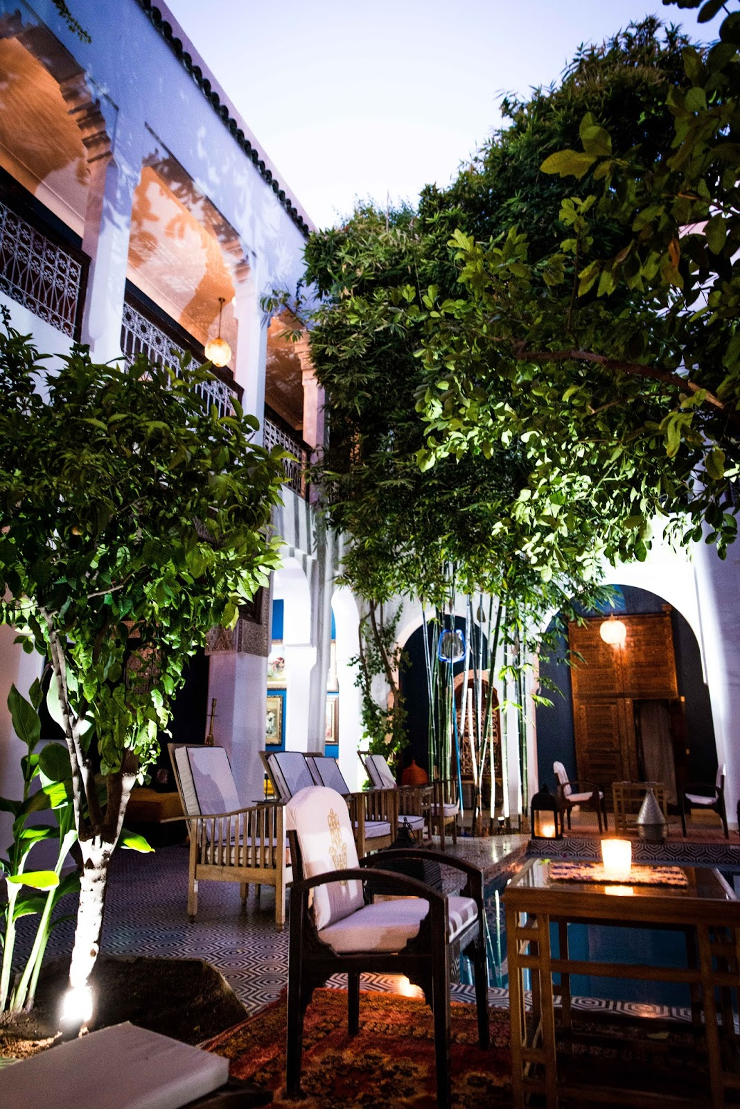 Riad Les Yeux Bleus, Marrakech Review morocco liquid grain liquidgrain