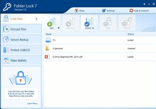 Download Folder Lock Latest Version