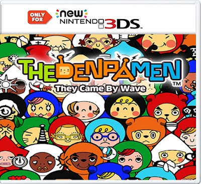 The Denpa Men They Came By Wave CIA 3DS USA